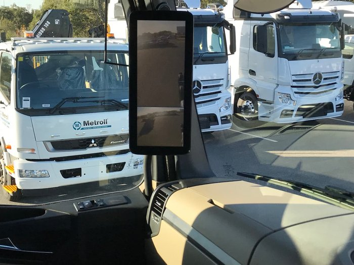 2020 MERCEDES-BENZ ACTROS 2658LS null null White