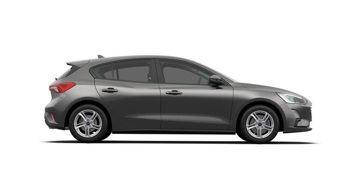 2019 Ford Focus Trend SA MY19.75 Grey