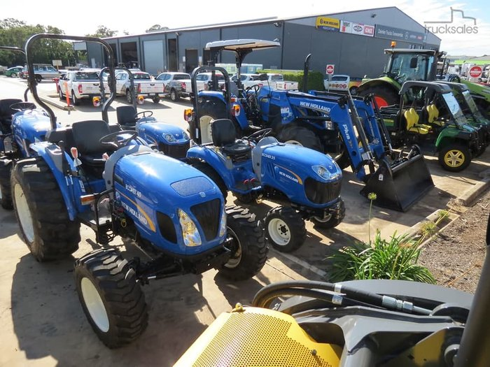 2005 NEW HOLLAND TD80D null null Blue