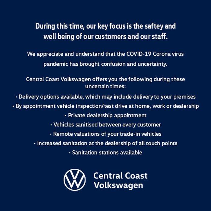2019 Volkswagen Caddy TDI250 2KN MY19 White