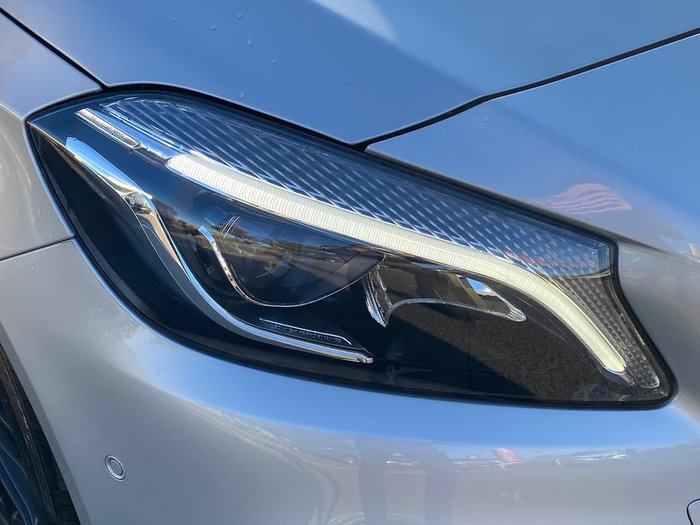 2016 MERCEDES-BENZ A-CLASS A45 AMG W176 Silver
