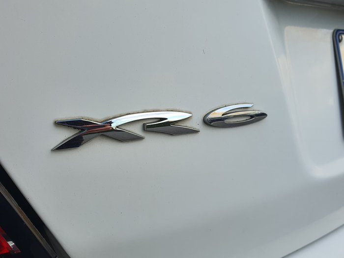 2013 Ford Falcon XR6 FG MkII White