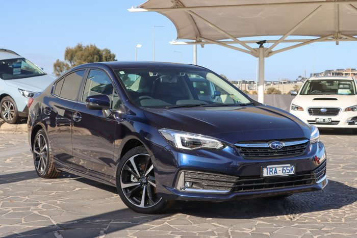 2019 Subaru Impreza 2.0i-S G5 MY20 Four Wheel Drive Blue