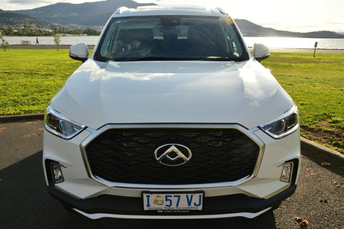2020 LDV D90 EXECUTIVE SV9A MY19 BLANC WHITE