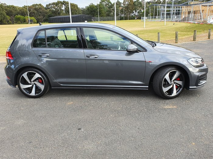 2020 Volkswagen Golf GTI 7.5 MY20 Grey