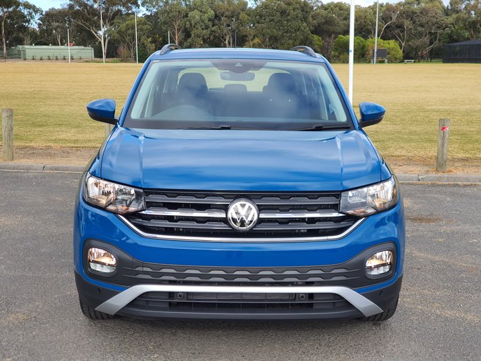 2020 Volkswagen T-Cross 85TSI Life C1 MY20 Blue