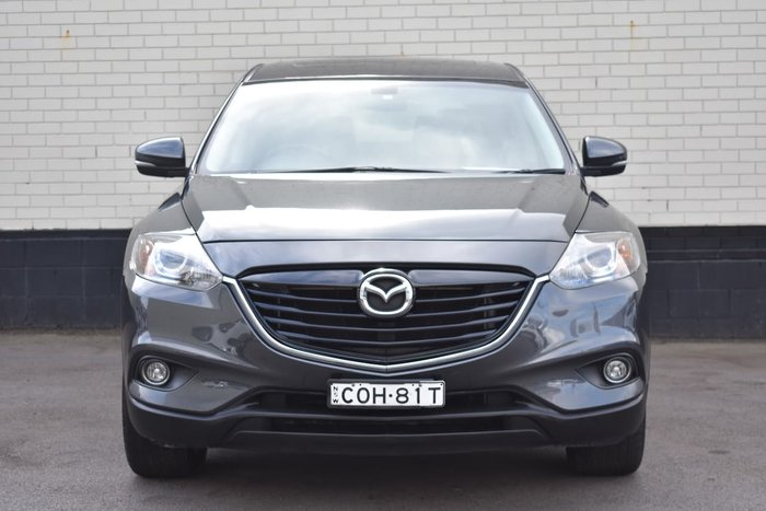 2013 Mazda CX-9 Luxury TB Series 5 Black