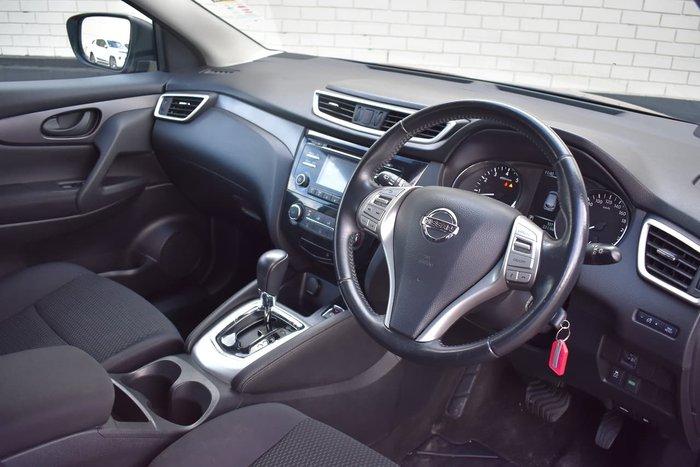 2017 Nissan QASHQAI ST J11 Maroon
