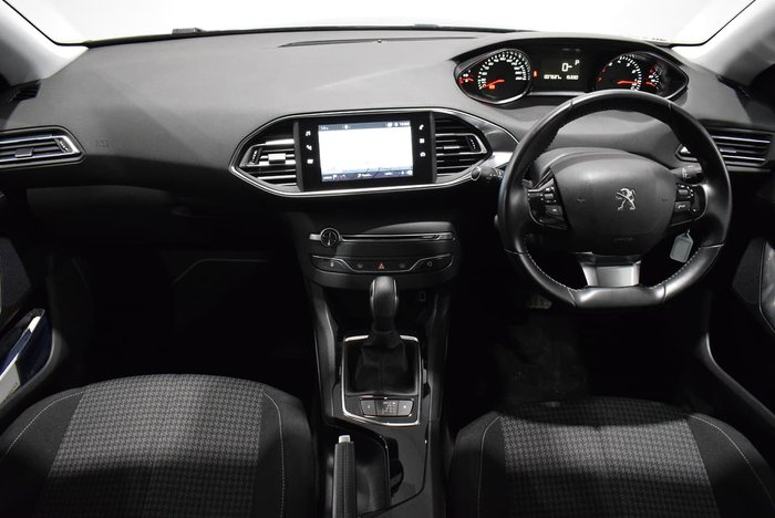 2018 Peugeot 308 Active T9 MY18 Grey