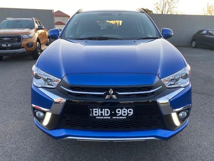 2019 Mitsubishi ASX ES ADAS XC MY19 Blue