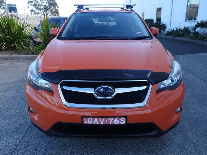 2014 Subaru XV 2.0i-L G4X MY14 Four Wheel Drive Orange