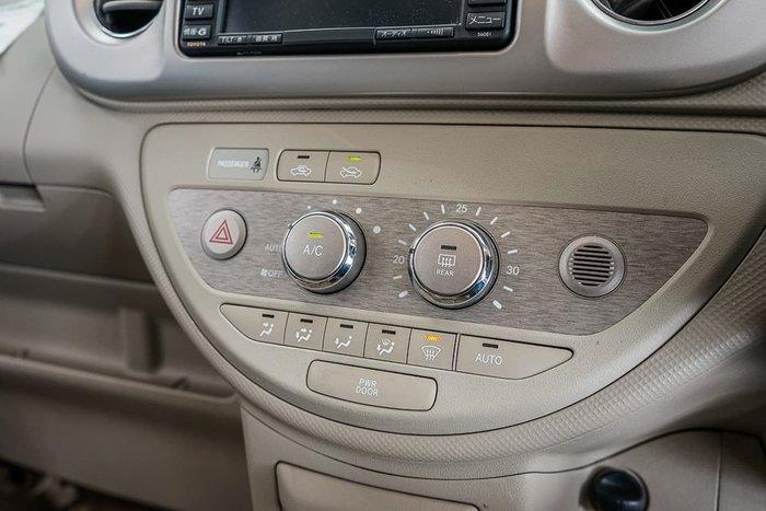 2010 Toyota Rukus Build 2 AZE151R Silver