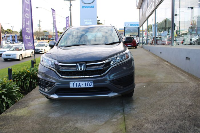 2016 Honda CR-V VTi RM Series II MY17 4X4 On Demand Grey