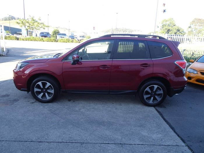 2018 Subaru Forester 2.5i-L S4 MY18 Four Wheel Drive Red