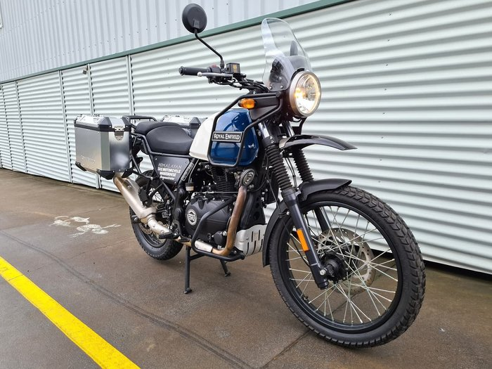 2020 ROYAL ENFIELD HIMALAYAN ABS null null Blue