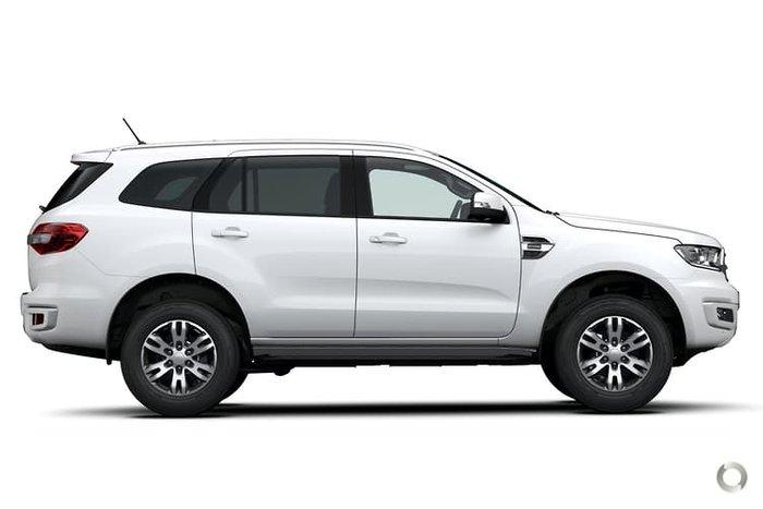 2019 Ford Everest Trend UA II MY20.25 White