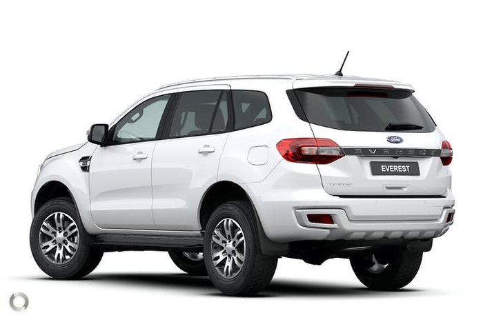 2019 Ford Everest Trend UA II MY20.25 Arctic White