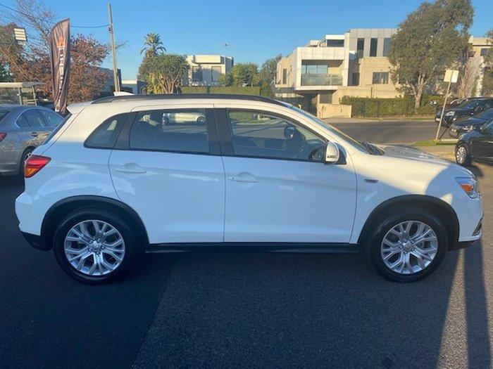 2018 Mitsubishi ASX ES ADAS XC MY19 White