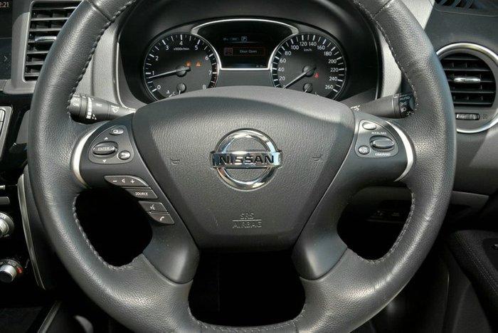 2019 Nissan Pathfinder ST R52 Series III MY19 4X4 On Demand IVORY PEARL