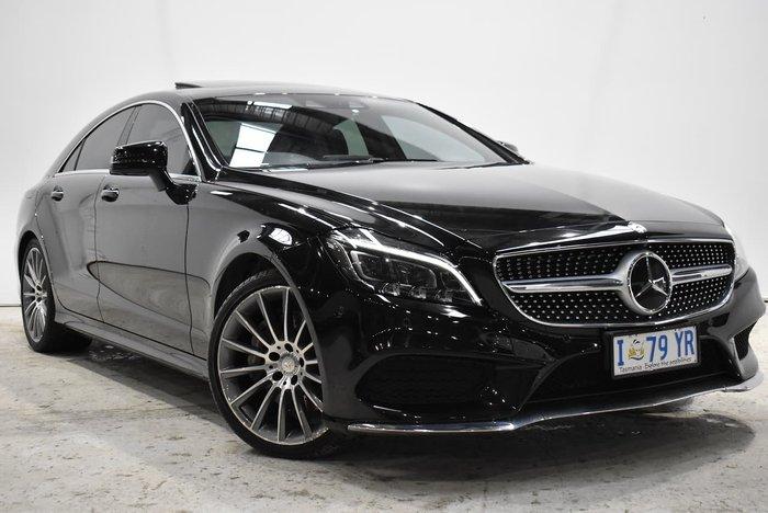 2016 Mercedes-Benz CLS-Class CLS400 C218 Black