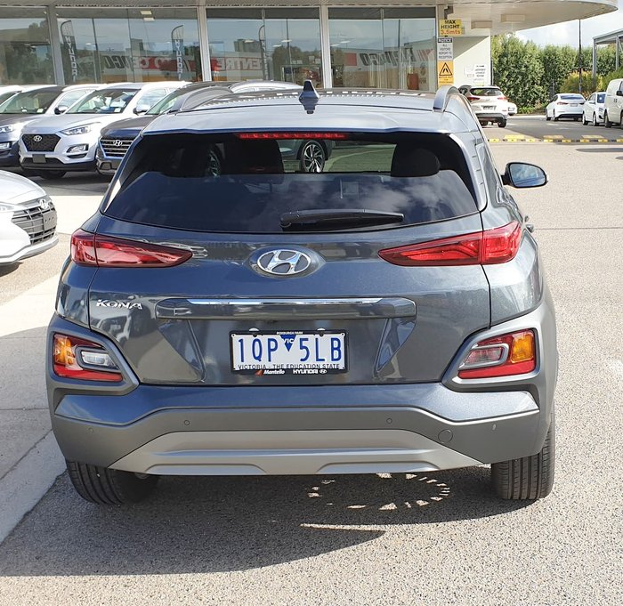 2019 Hyundai Kona Elite OS.2 MY19 Grey