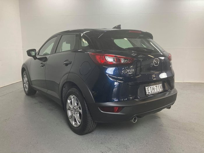 2020 Mazda CX-3 Maxx Sport DK 4X4 On Demand Blue