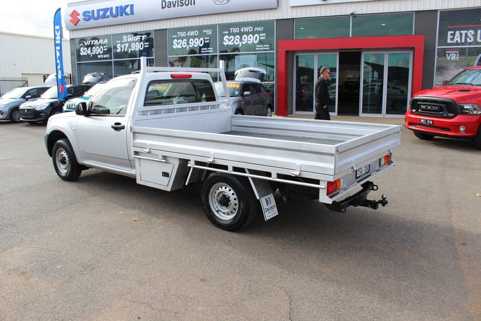 2005 Holden Rodeo DX RA MY05 null