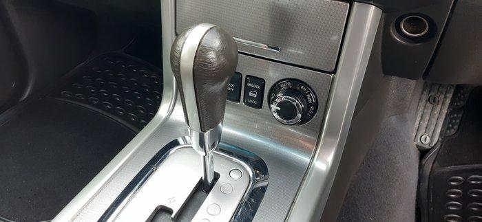 2011 Nissan Pathfinder ST-L R51 MY10 4X4 Dual Range White