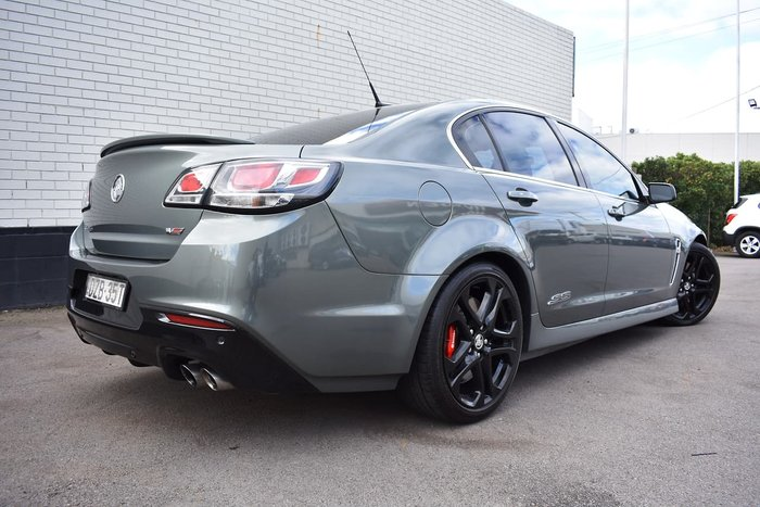 2015 Holden Commodore SS V Redline VF Series II MY16 Grey