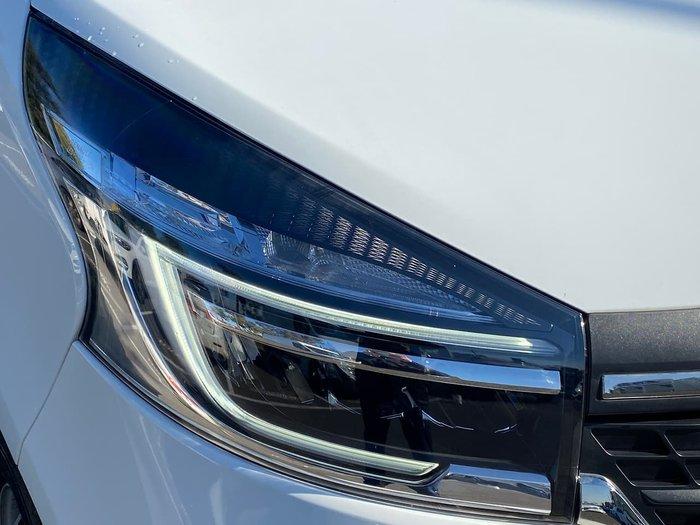2019 RENAULT TRAFIC Premium 125kW X82 White