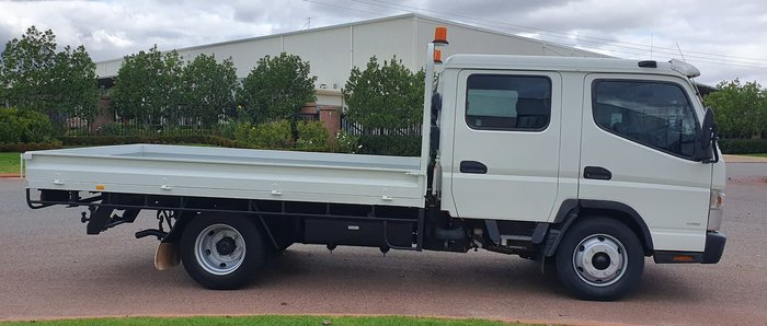 2013 FUSO 918 CANTER null null WHITE