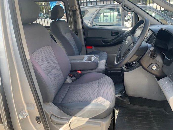 2011 Hyundai iLoad TQ-V MY11 Silver