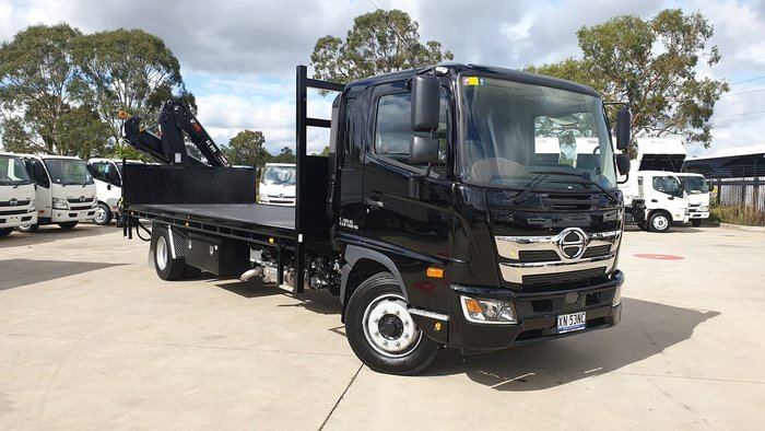 2020 HINO 500 SERIES FE 1426 null null Black