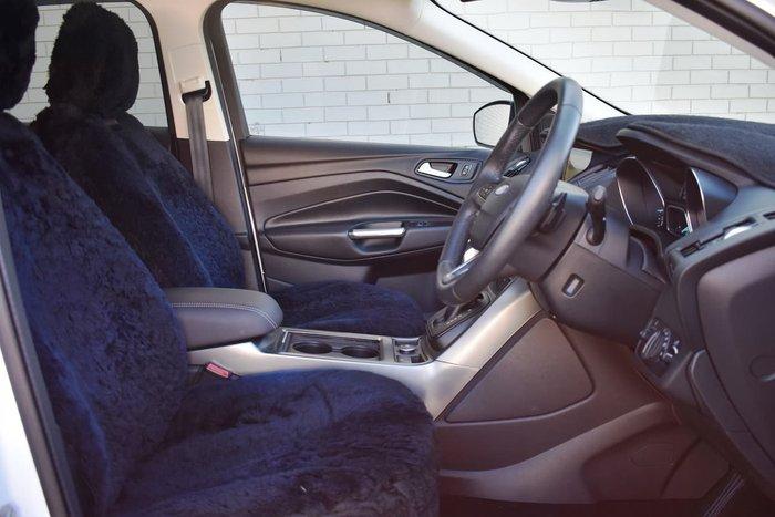 2018 Ford Escape Trend ZG MY18 White