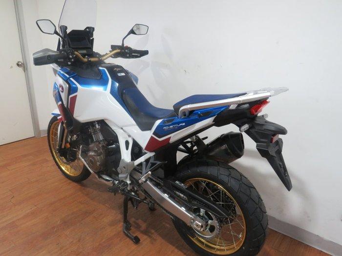 2020 Honda CRF1100D2 AFRICA TWIN ADV SPT TRI