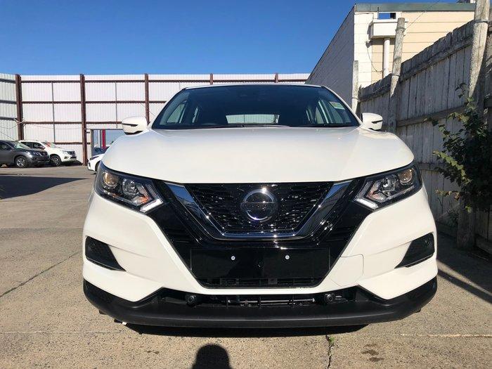 2020 Nissan QASHQAI ST J11 Series 3 MY20 White