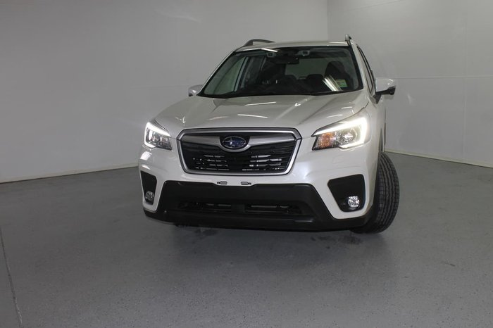 2020 Subaru Forester 2.5i-S S5 MY20 Four Wheel Drive White