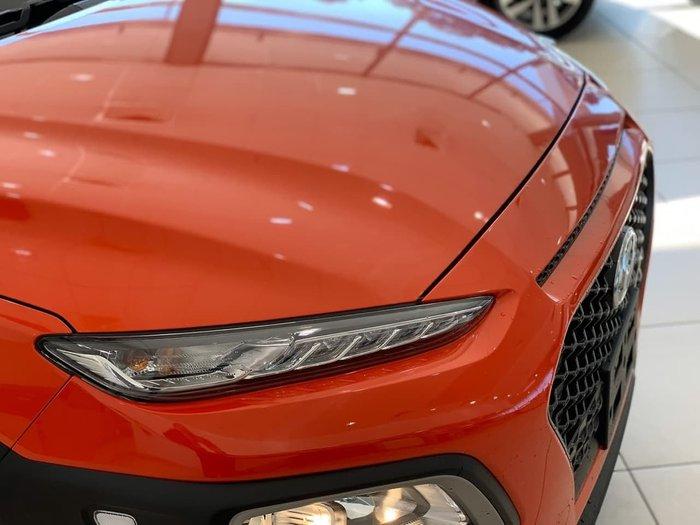 2019 Hyundai Kona Go OS.2 MY19 Orange