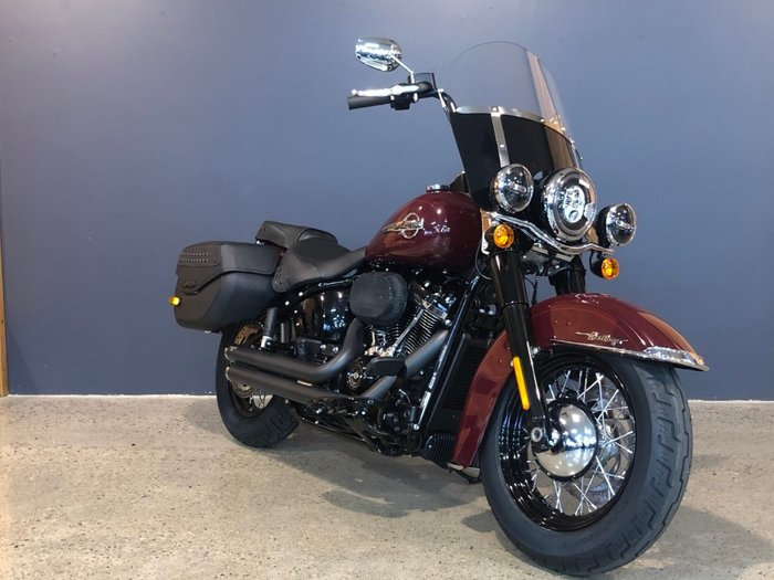 2020 Harley-davidson FLHCS HERITAGE CLASSIC 114 Red