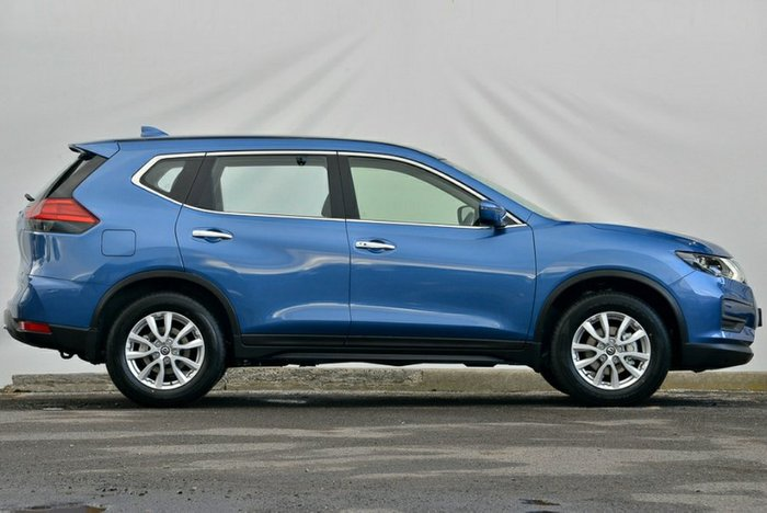 2019 Nissan X-TRAIL ST T32 Series II 4X4 On Demand MARINE BLUE