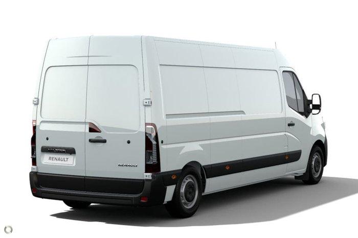 2020 Renault Master Pro 110kW X62 Phase 2 MY20 White