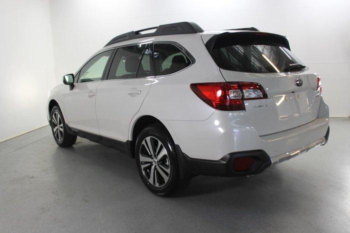 2020 Subaru Outback 2.5i 5GEN MY20 Four Wheel Drive White