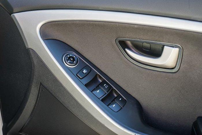 2015 Hyundai i30 Active GD White