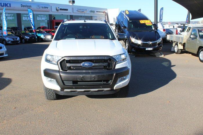 2016 Ford Ranger Wildtrak PX MkII 4X4 Dual Range null