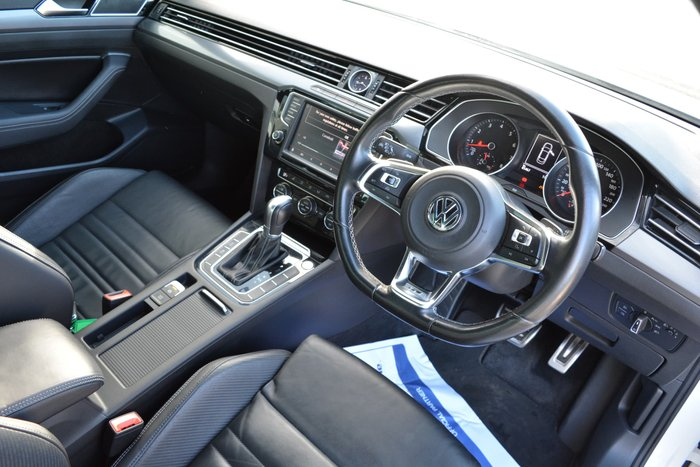 2016 Volkswagen Passat 132TSI Comfortline B8 MY17 White