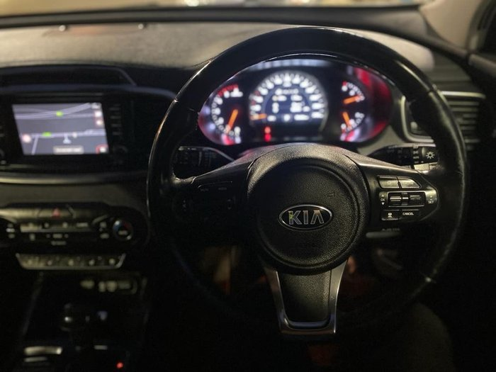 2016 Kia Sorento Platinum UM MY17 4X4 On Demand Silver