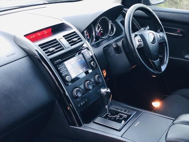 2013 Mazda CX-9 Classic TB Series 5 MY14 Grey
