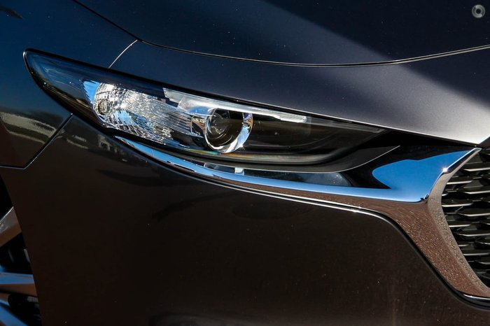 2020 Mazda 3 G25 Evolve BP Series Machine Grey