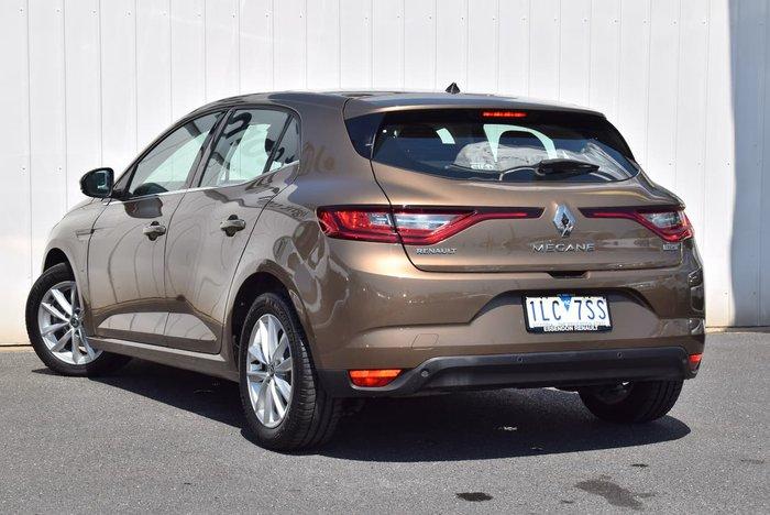 2017 Renault Megane Zen BFB Brown