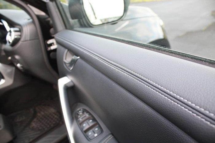 2018 Mercedes-Benz X-Class X350d Power 470 4X4 Dual Range Black
